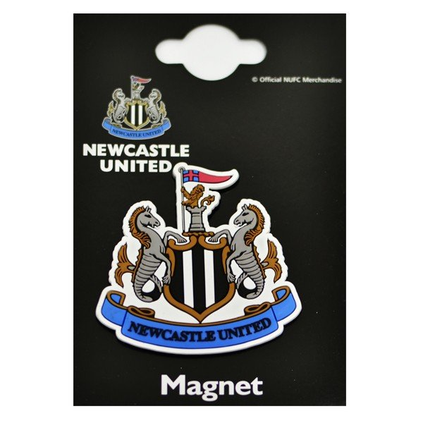 Newcastle United Crest Magnet