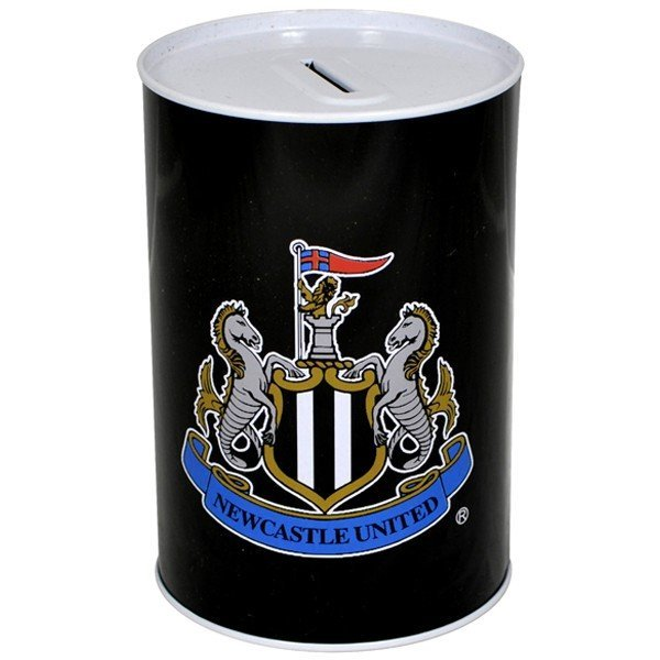 Newcastle United Crest Money Tin