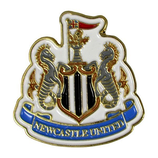 Newcastle United Crest Pin Badge