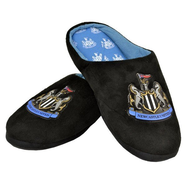 Newcastle United Defender Slippers (9-10)