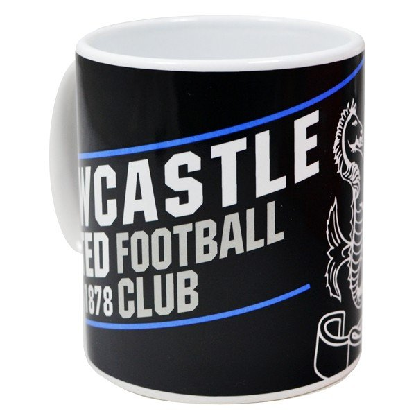 Newcastle United Established 11oz Mug