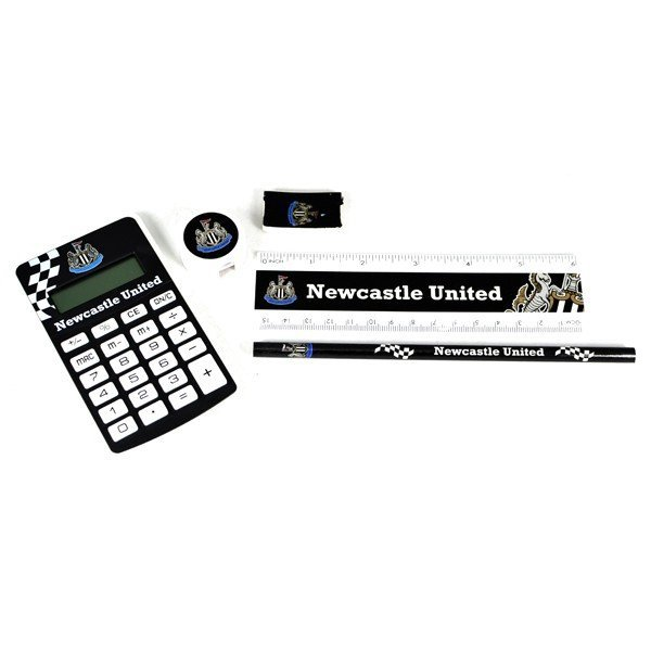 Newcastle United Exam Stationery Set