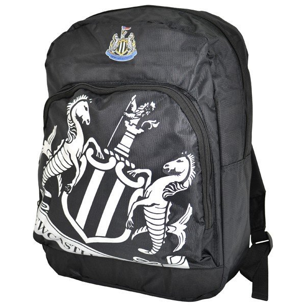 Newcastle United Foil Print Backpack