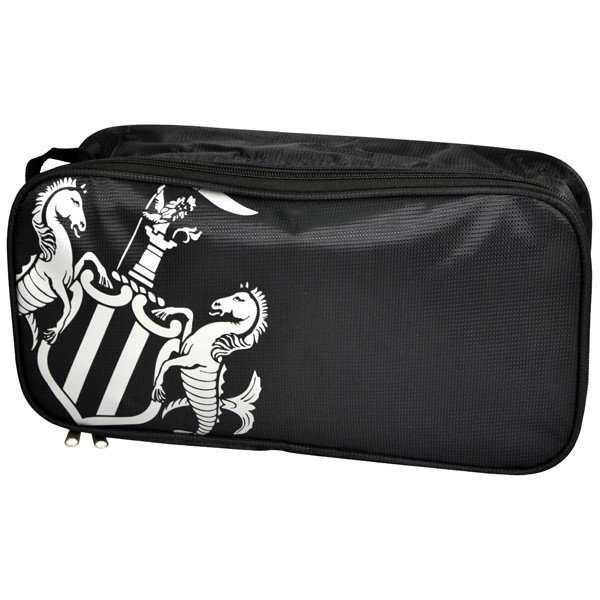 Newcastle United Foil Print Shoe Bag