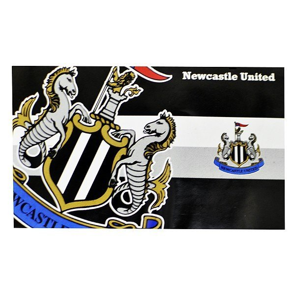 Newcastle United Horizon Flag