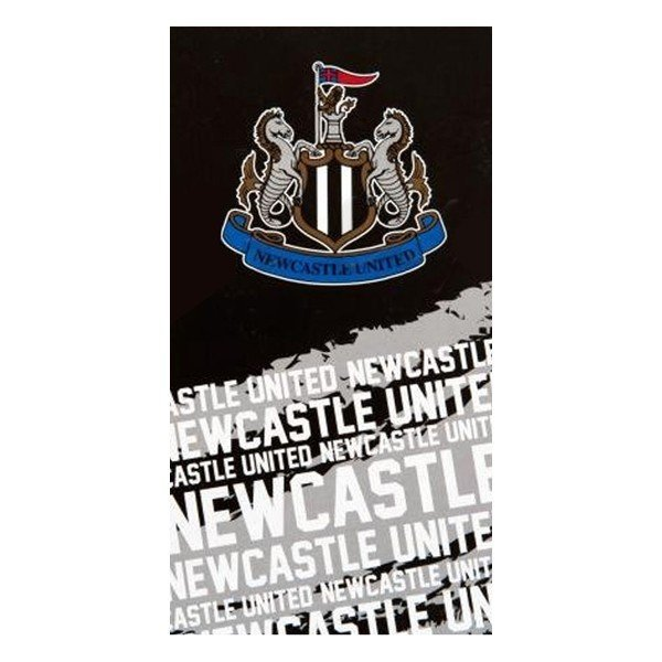 Newcastle United Impact Beach Towel