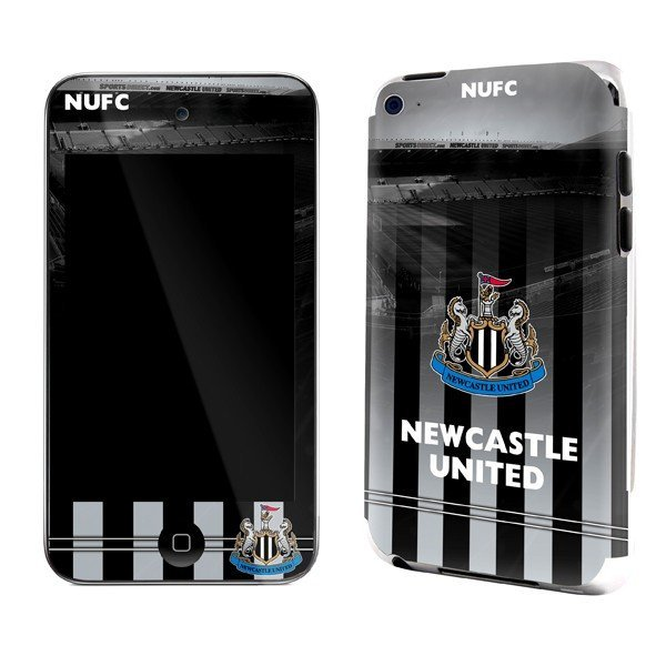 Newcastle United iPod Touch 4G Skin