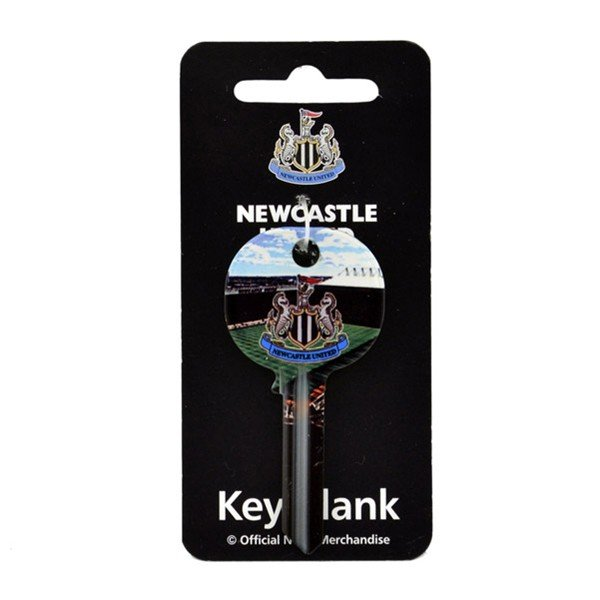 Newcastle United Key Blank