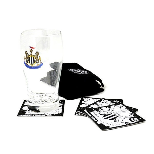 Newcastle United New Mini Bar Set