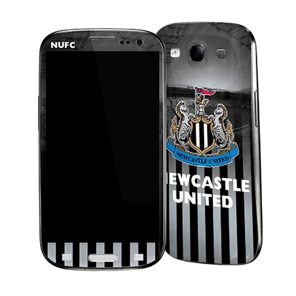 Newcastle United Samsung Galaxy S3 Skin
