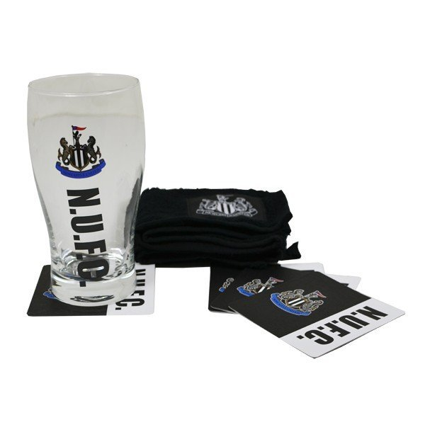 Newcastle United Wordmark Mini Bar Set