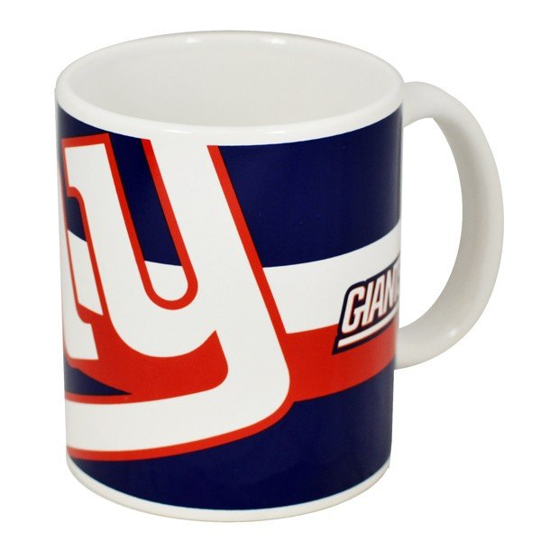 NFL New York Giants Big Crest 11oz Mug