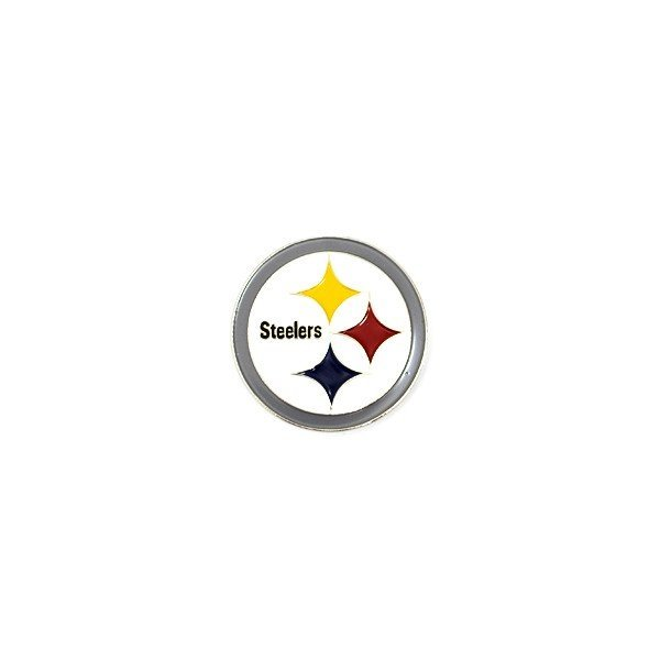 NFL Pittsburgh Steelers Crest Pin Badge