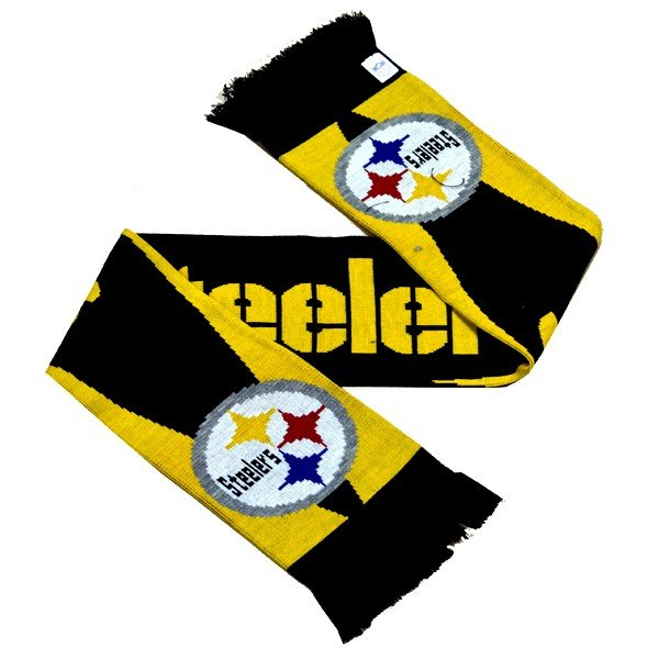 NFL Pittsburgh Steelers Optics Scarf