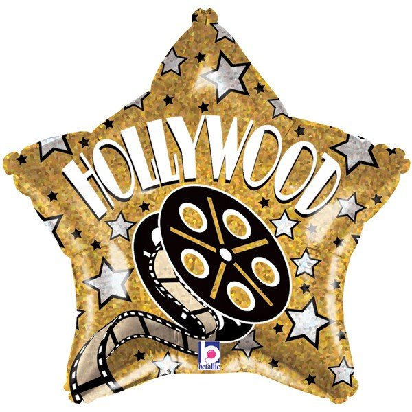 Oaktree Betallic 19 Inch Hollywood Star Packaged