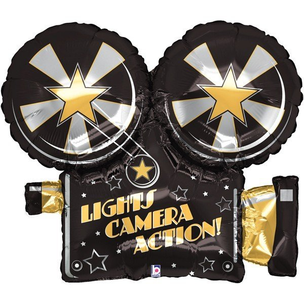 Oaktree Betallic 32 Inch Shape Lights Camera Action Packaged