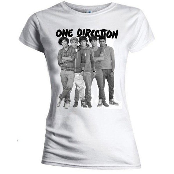 One Direction Ladies T-Shirt - Medium