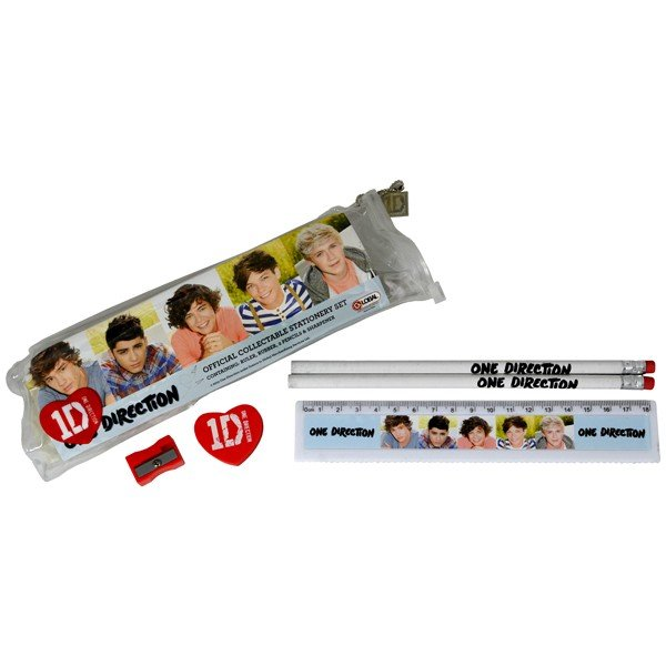 One Direction Stationery Set