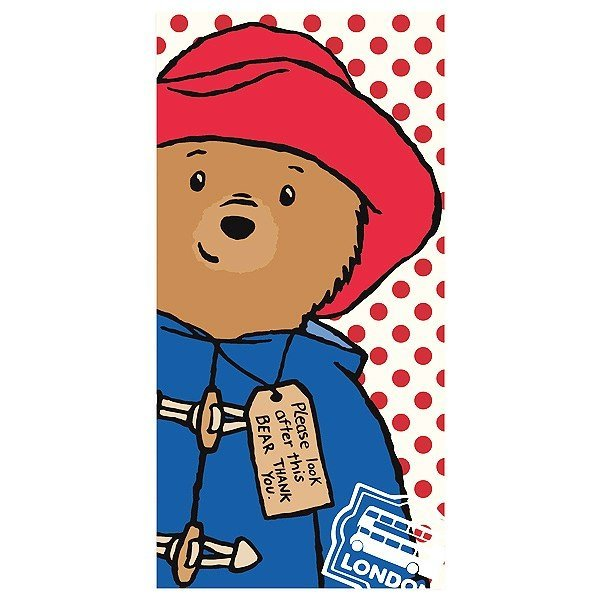 Paddington Bear Towel