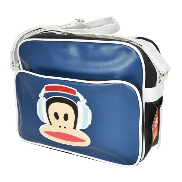 Paul Frank Unisex Despatch Shoulder Bag - Navy
