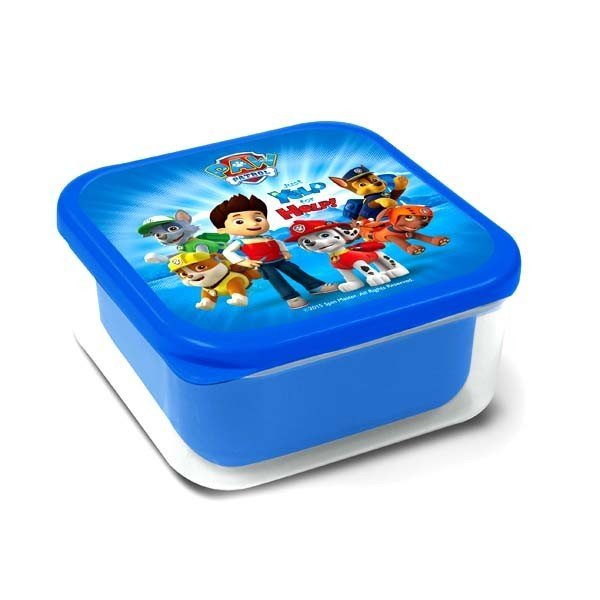 Paw Patrol 2pc Snack Box
