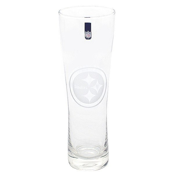 Pittsburgh Steelers Crest Peroni Pint Glass