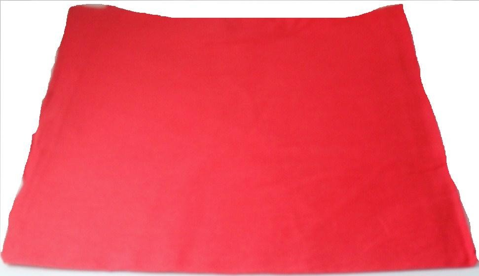 Plain Red  Bandana Head Neck Scarf 100% Cotton