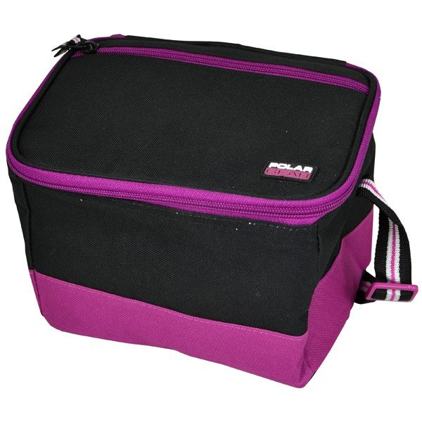 Polar Gear 5L Personal Cooler Lunch Bag - Respberry