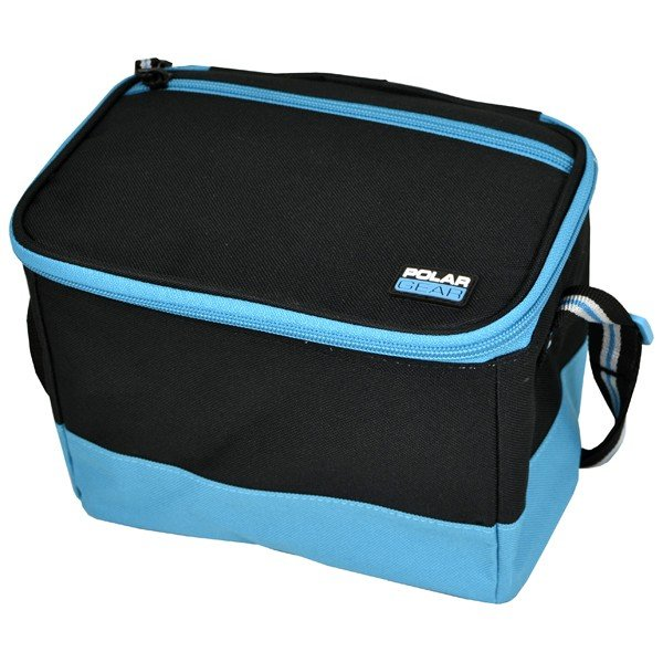 Polar Gear 5L Personal Cooler Lunch Bag - Turquoise