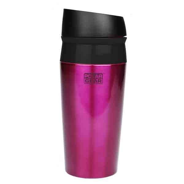 Polar Gear Active Travel Mug 450ml - Berry