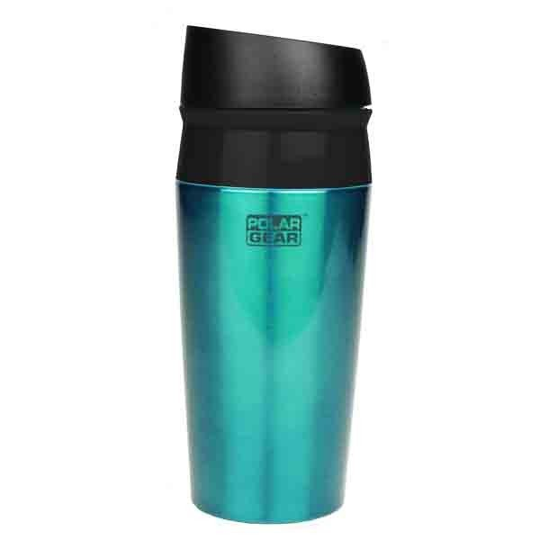 Polar Gear Active Travel Mug 450ml - Turquoise