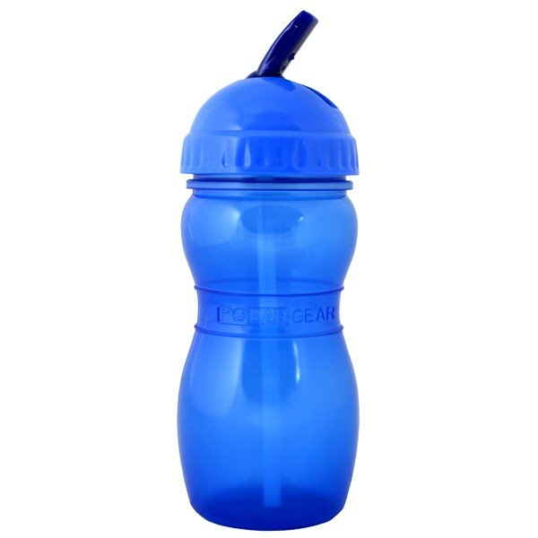 Polar Gear Aqua Sip Bottle 350ml Water Bottle - Blue