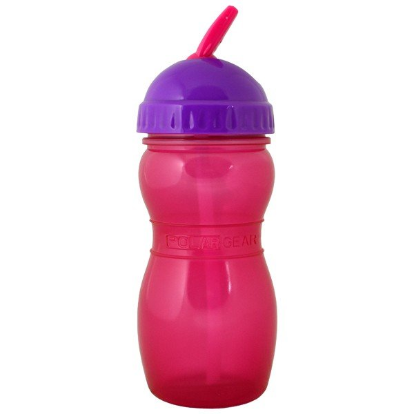 Polar Gear Aqua Sip Bottle 350ml Water Bottle - Pink