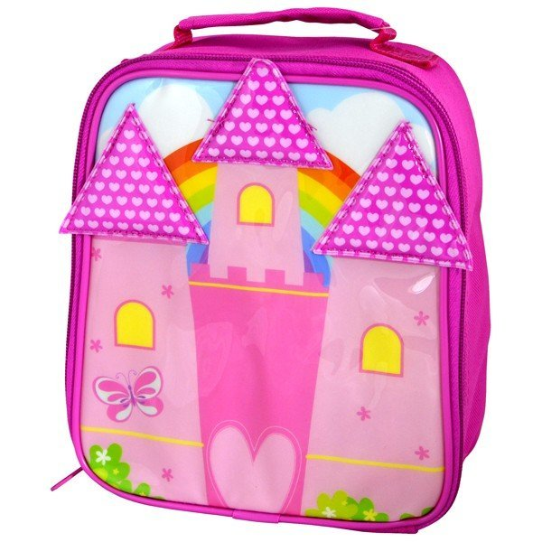 Polar Gear Fairy Castle Lunch Bag