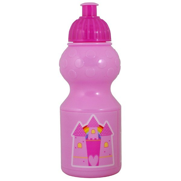 Polar Gear Fairy Castle Plastic Water Bottle