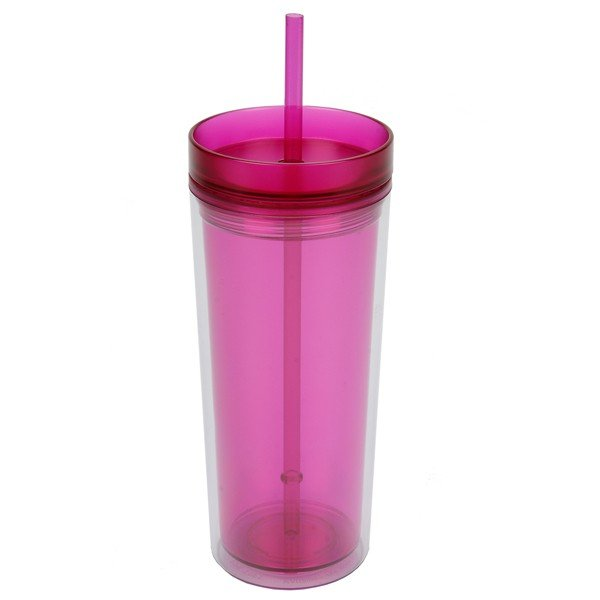 Polar Gear Frosted Soda Tumbler 500ml - Berry