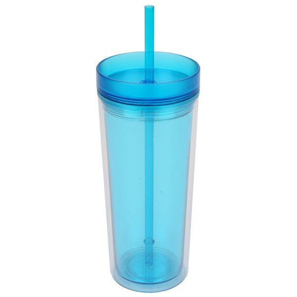 Polar Gear Frosted Soda Tumbler 500ml - Turquoise