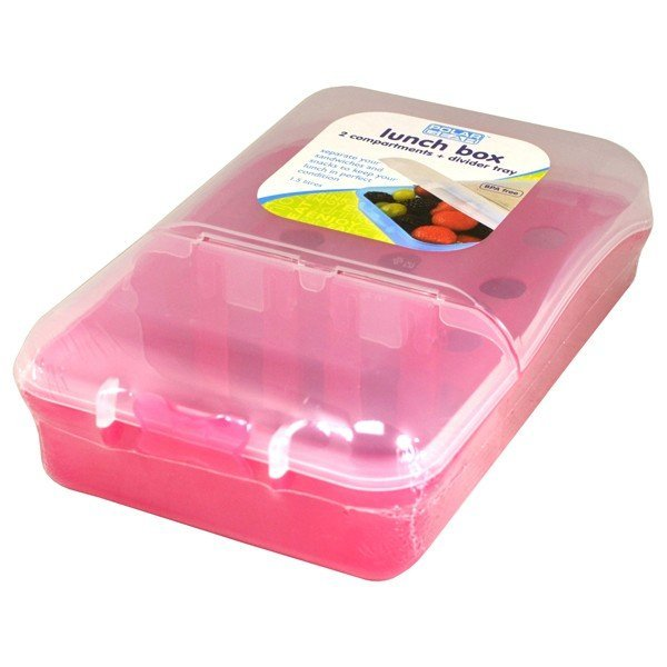 Polar Gear Lunch Box 2 Compartment 1.5 L - Pink