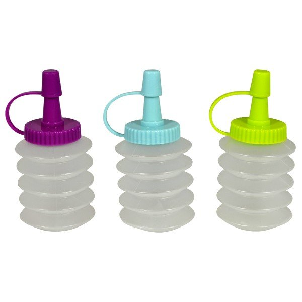 Polar Gear Mini Sauce Bottles 3 Pack