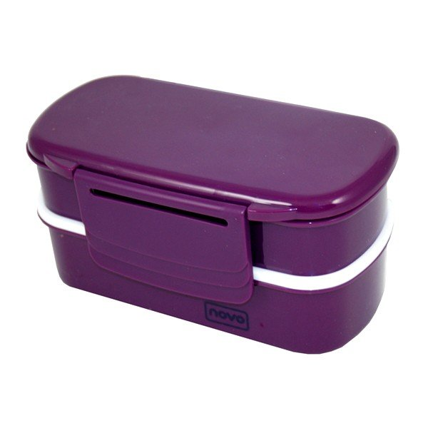 Polar Gear Novo Bento Lunch Box - Berry