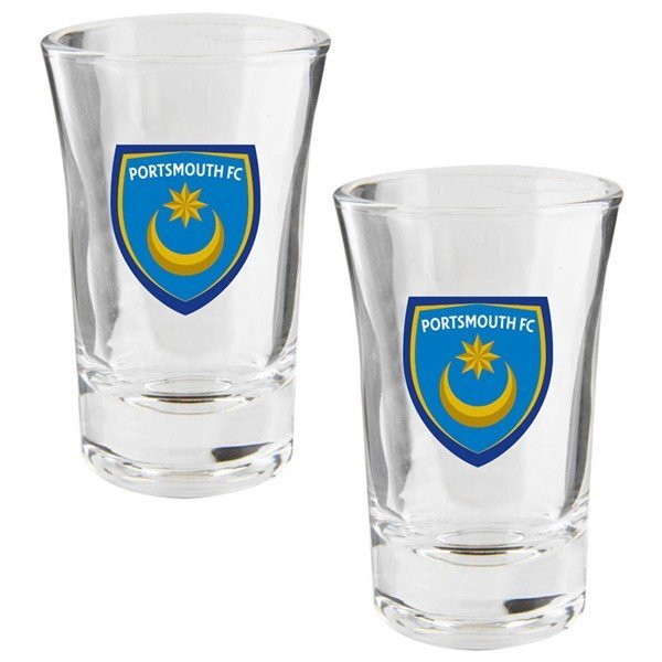 Portsmouth 2PK Shot Glass