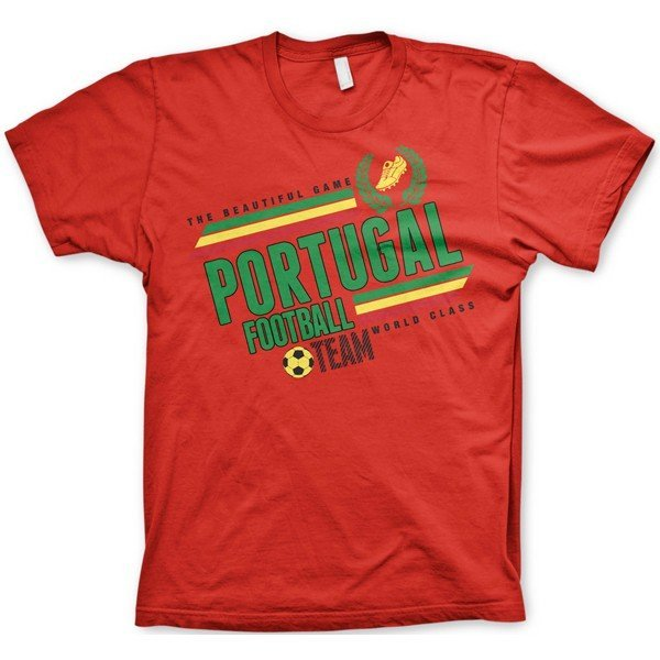 Portugal Mens T-Shirt - L