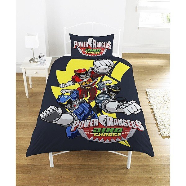 Power Rangers Dino Charge Single Duvet