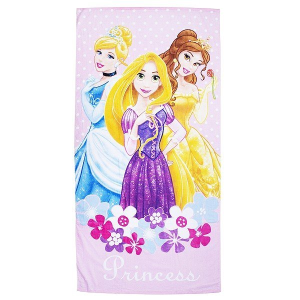Princess Fairytale Towel