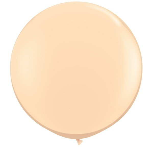 Qualatex 05 Inch Round Plain Latex Balloon - Blash
