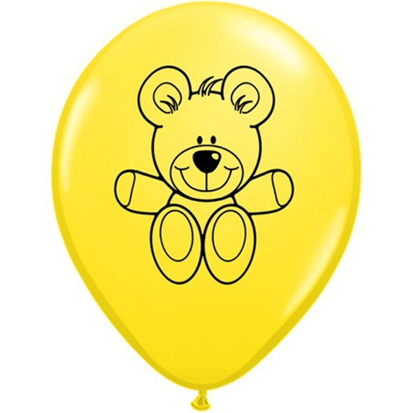 Qualatex 11 Inch Assorted Latex Balloon - Cuddly Pets