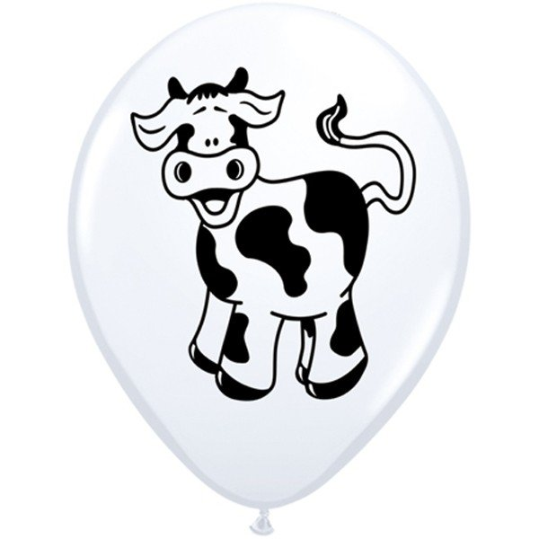 Qualatex 11 Inch Assorted Latex Balloon - Special Farm