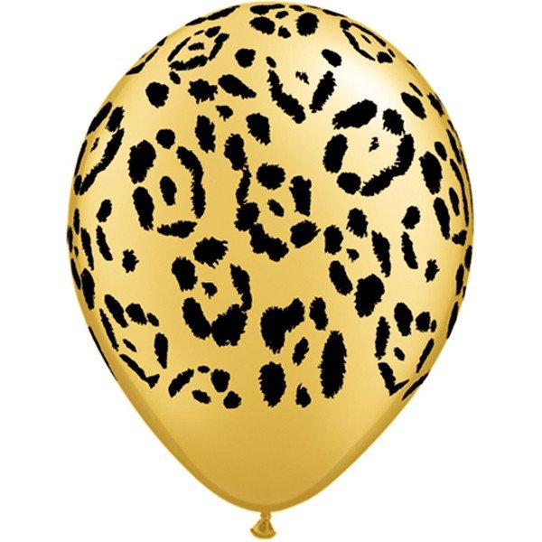 Qualatex 11 Inch Assorted Latex Balloon - Special Safari