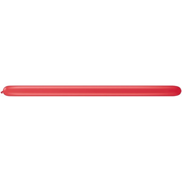 Qualatex 160Q Plain Latex Balloon - Red