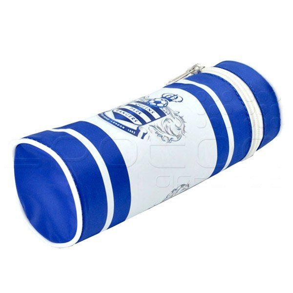 Queens Park Rangers Barrel Pencil Case